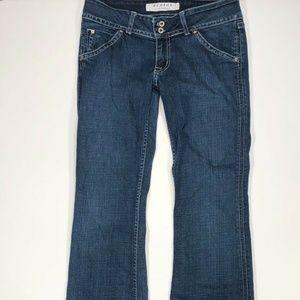Hudson Womens Blue Jeans Size 29